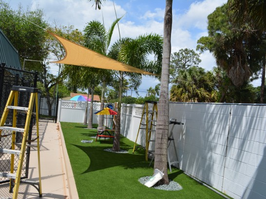Artificial Grass Photos: Artificial Grass Carpet Sunnyslope, California Dog Pound, Commercial Landscape