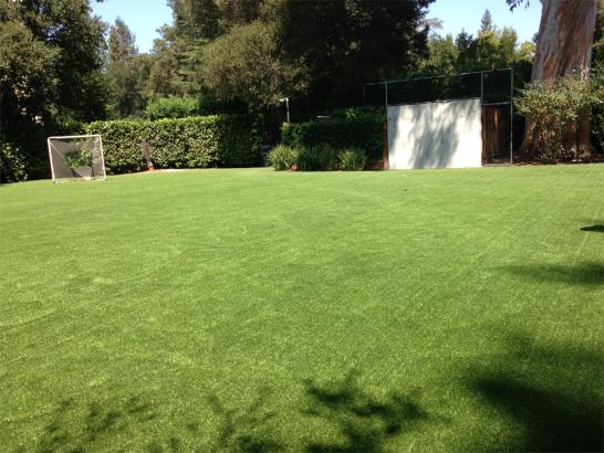 Artificial Grass Photos: Artificial Grass Installation East Hemet, California Bocce Ball Court, Backyard Landscaping Ideas