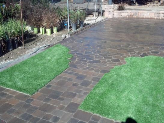 Artificial Grass Photos: Artificial Grass Installation San Jacinto, California Backyard Deck Ideas, Backyards