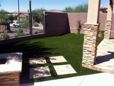 Artificial Grass Photos: Artificial Grass Rubidoux, California Landscape Rock, Backyard Designs