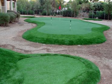 Artificial Grass Photos: Artificial Lawn Beaumont, California Putting Green Turf, Backyard