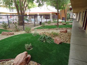 Artificial Grass Photos: Artificial Turf Cost Idyllwild, California Roof Top, Commercial Landscape