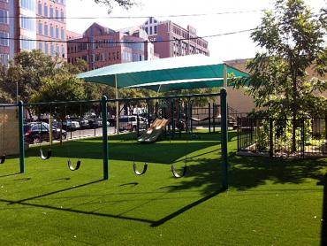Artificial Grass Photos: Fake Grass Blythe, California Kids Indoor Playground, Commercial Landscape