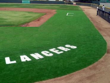 Artificial Grass Photos: Fake Grass Carpet Indio Hills, California Softball