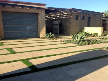 Artificial Grass Photos: Fake Grass Sedco Hills, California Gardeners, Front Yard Ideas
