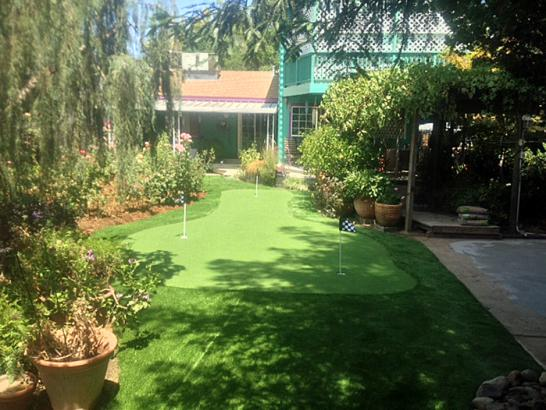 Artificial Grass Photos: Fake Lawn Cherry Valley, California Home And Garden