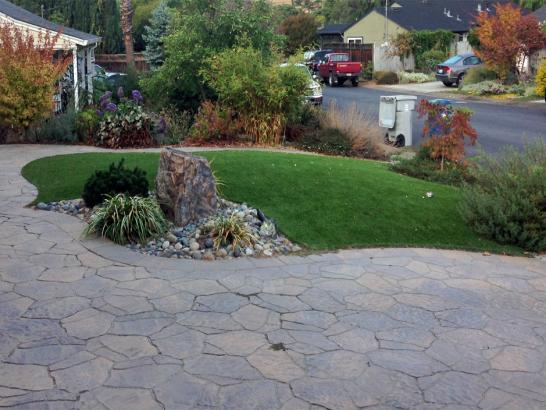 Artificial Grass Photos: Fake Turf East Hemet, California Landscape Ideas, Front Yard