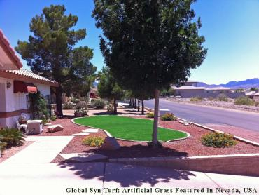 Fake Turf Mira Loma, California Landscaping Business, Front Yard artificial grass