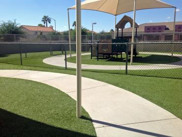 Artificial Grass Photos: Faux Grass Alpine Village, California Playground Turf, Commercial Landscape