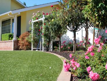 Artificial Grass Photos: Grass Installation Desert Hot Springs, California Gardeners, Front Yard