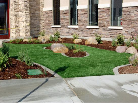 Artificial Grass Photos: Grass Turf Sunnyslope, California Rooftop, Commercial Landscape