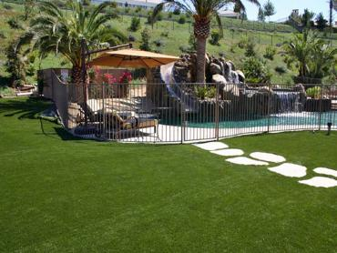 Artificial Grass Photos: Green Lawn Green Acres, California Landscape Design, Natural Swimming Pools