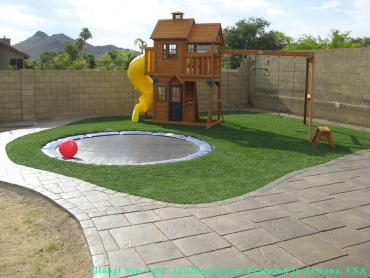 Artificial Grass Photos: Green Lawn Lake Elsinore, California Backyard Playground, Beautiful Backyards