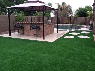 Artificial Grass Photos: How To Install Artificial Grass Glen Avon, California Lawn And Garden, Swimming Pools