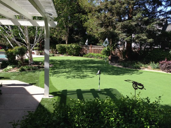 Artificial Grass Photos: How To Install Artificial Grass Mead Valley, California Paver Patio
