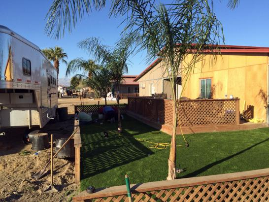 Artificial Grass Photos: How To Install Artificial Grass Sedco Hills, California Garden Ideas, Backyard Landscaping Ideas