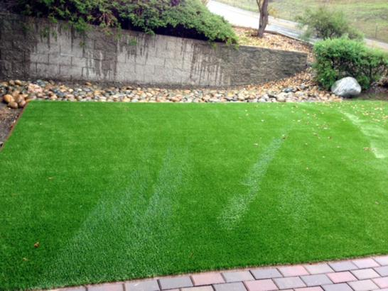 Artificial Grass Photos: Installing Artificial Grass Highgrove, California Lawns, Front Yard Landscaping Ideas