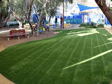 Artificial Grass Photos: Installing Artificial Grass Perris, California Garden Ideas, Commercial Landscape