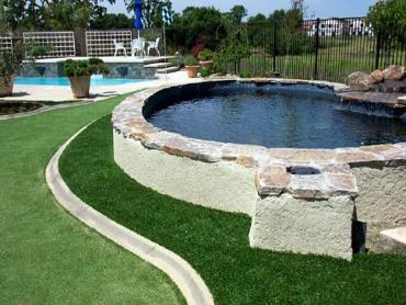 Artificial Grass Photos: Plastic Grass Indian Wells, California Putting Green Grass, Beautiful Backyards