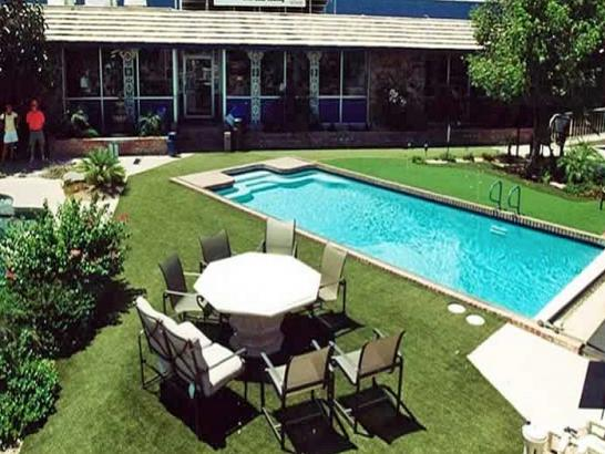 Artificial Grass Photos: Plastic Grass Oasis, California Rooftop, Pool Designs