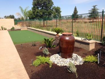 Artificial Grass Photos: Synthetic Grass Murrieta, California Putting Green Flags, Backyard Landscaping