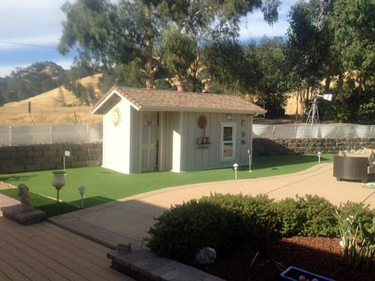 Artificial Grass Photos: Synthetic Lawn Bermuda Dunes, California Gardeners, Commercial Landscape