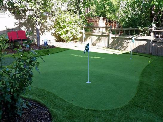 Artificial Grass Photos: Synthetic Turf Supplier Mortmar, California Putting Green, Beautiful Backyards