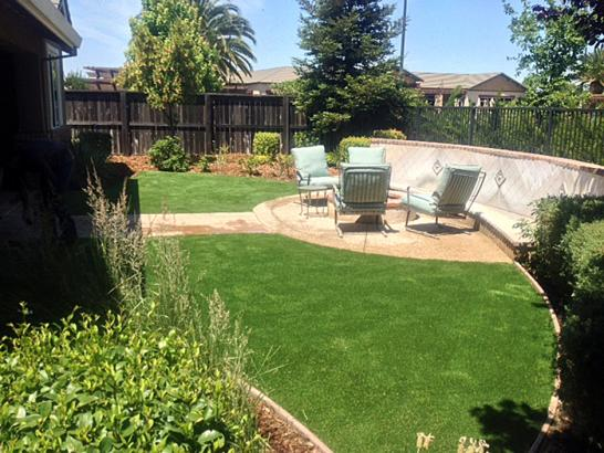 Artificial Grass Photos: Synthetic Turf Supplier Valle Vista, California Paver Patio, Small Backyard Ideas