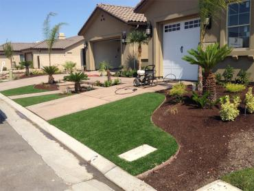 Artificial Grass Photos: Turf Grass Menifee, California Home And Garden, Front Yard Landscaping