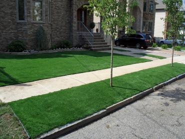 Artificial Grass Photos: Turf Grass Wildomar, California Gardeners, Front Yard Design