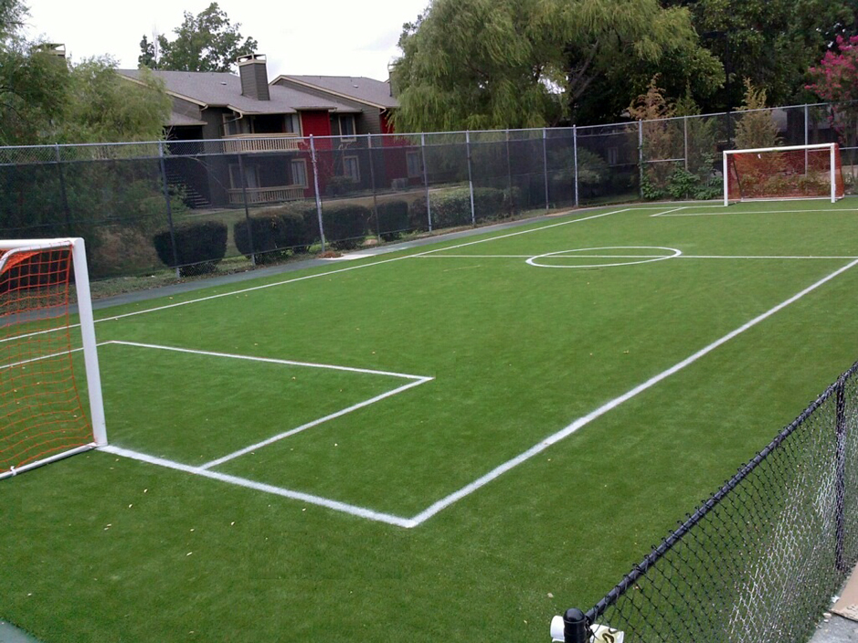 Backyard Turf Football Field : Synthetic Grass Cost Woodcrest, California Soccer Fields, Commercial