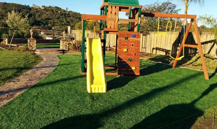 Artificial Grass for Playgrounds in Corona